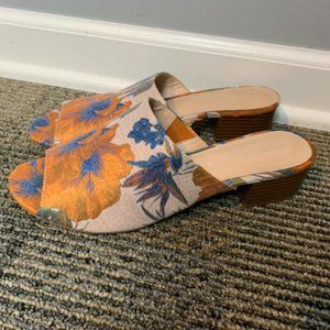 Kelly & Katie Sandals Size 8.5 Slip On Shoes